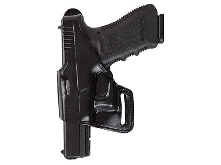 Bianchi 75 Venom Belt Holster Glock 17, 19, 22, 23, 26, 27, 34, 35 Leather