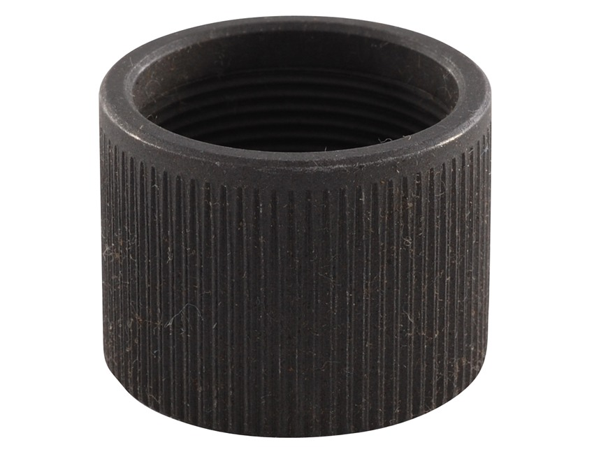 Smith Enterprise Thread Protector M22x1.0 for Vortex Flash Hider with Ops Inc Outside Thread Matte
