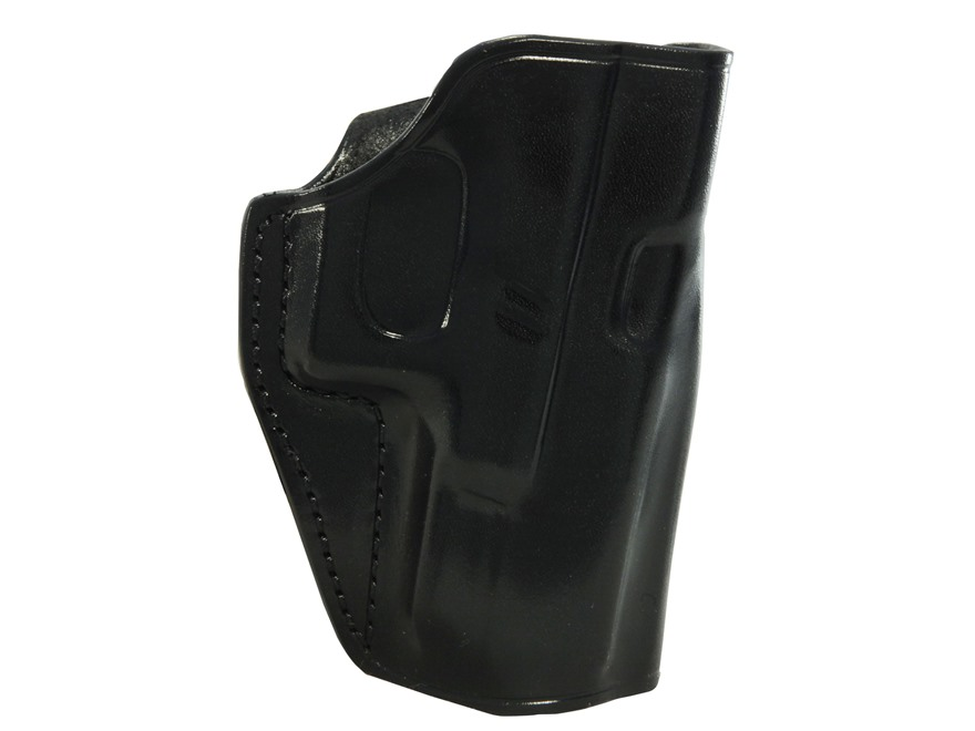 Galco Stinger Belt Holster Right Hand Glock 19, 23, 32 Leather Black