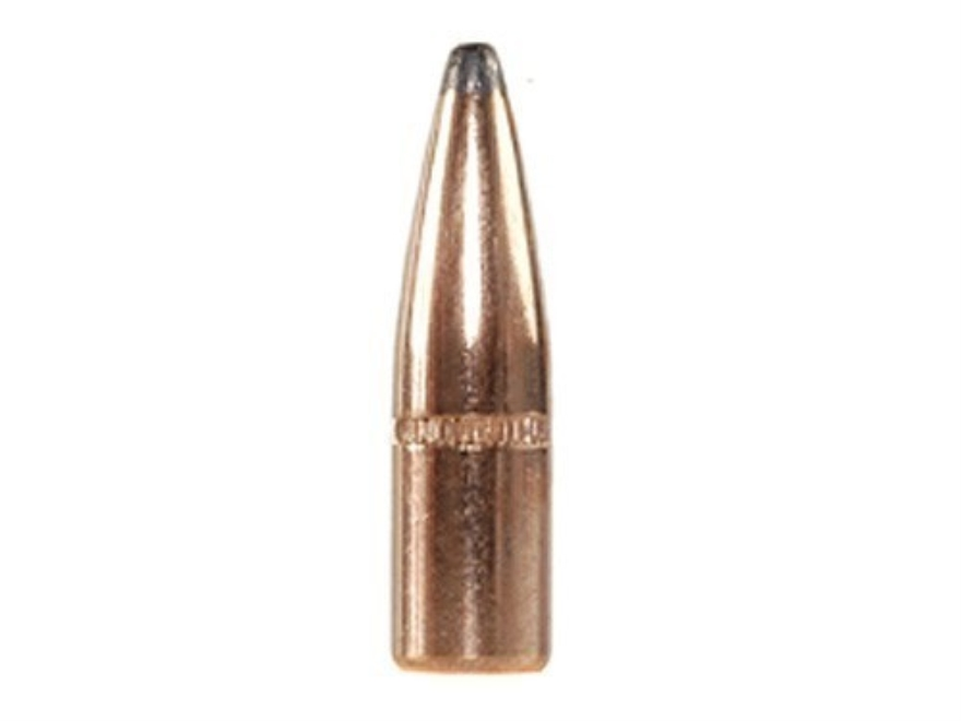 Hornady InterLock Bullets 25 Caliber (257 Diameter) 100 Grain Spire Point Box of 100