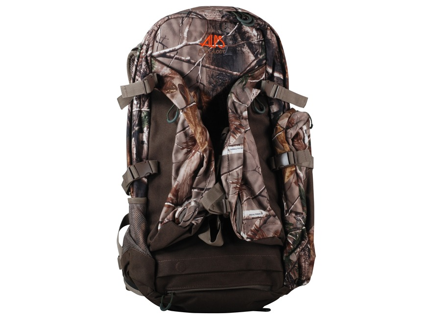 Alps Outdoorz Traverse Backpack Polyester Realtree AP Camo