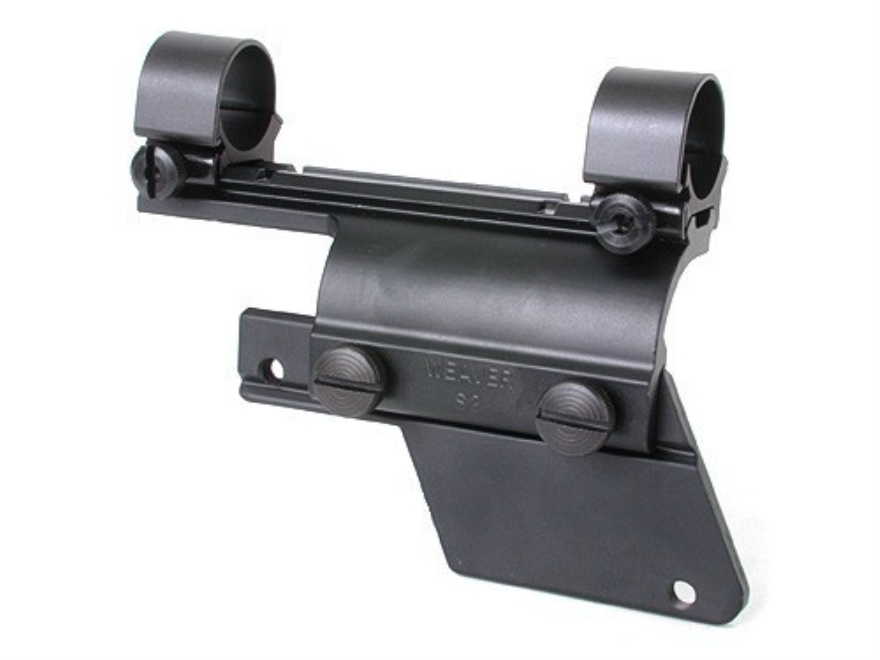 Weaver Convert-A-Mount See-Under System Winchester 1200, 1300, 1400 and 1500 Matte