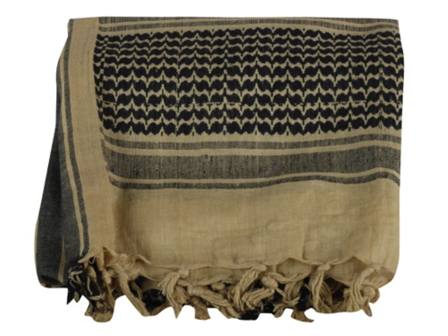 Voodoo Tactical Woven Coalition Desert Scarf Cotton
