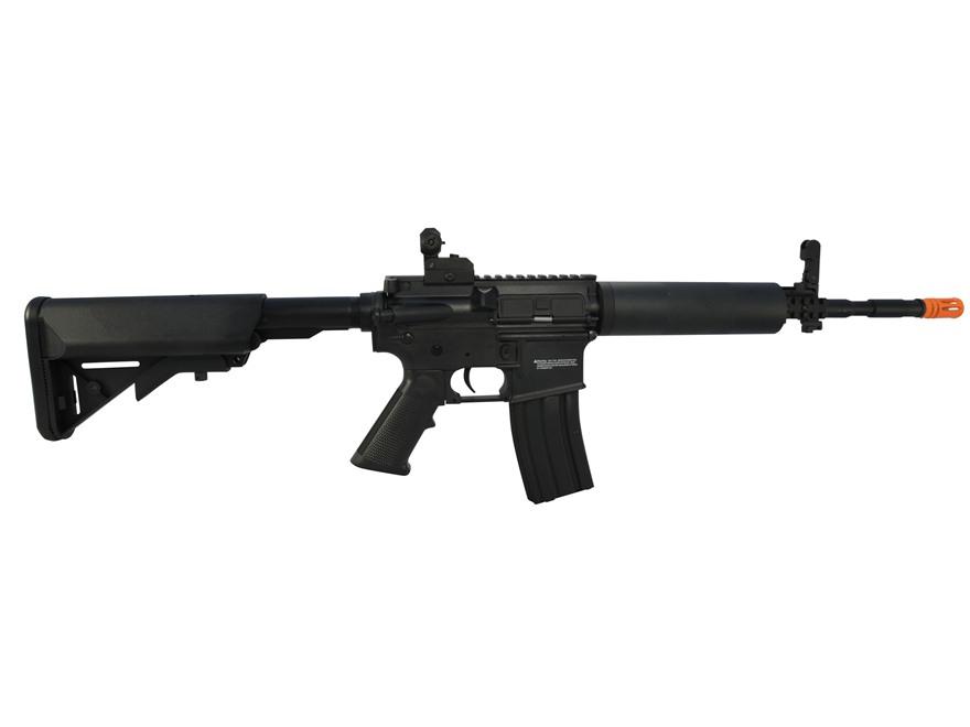 AfterMath Kirenex Pro Airsoft Rifle 6mm Blowback Semi-Automatic Polymer Black