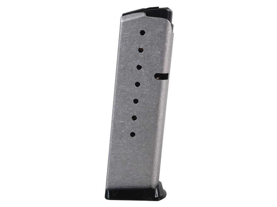 Kahr Magazine Kahr CM9, CW9, K9, MK9, P9, PM9, T9, TP9 9mm Luger 8-Round Stainless Steel