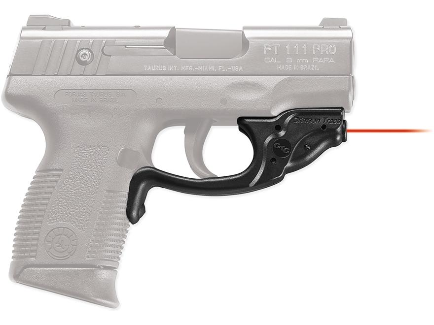 Crimson Trace Laserguard Taurus Millennium Pro Polymer Black
