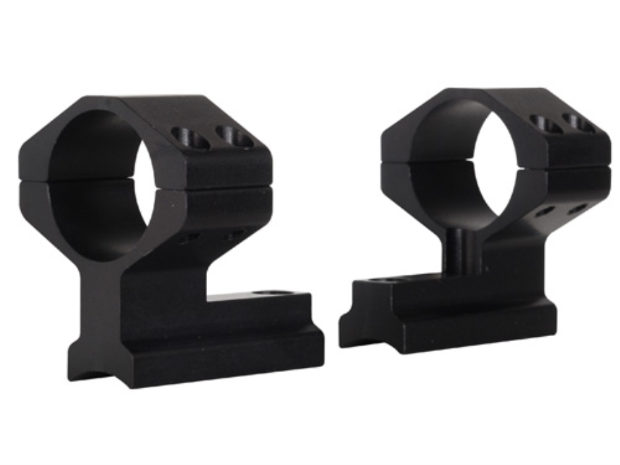 """Weaver 2-Piece Scope Base with 1"""" Integral Rings CVA (2010 and Newer Models) Matte Medium"""