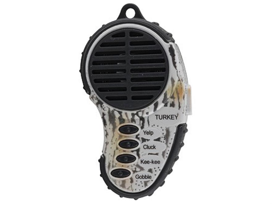 Cass Creek Mini Electronic Turkey Call with 4 Digital Sounds