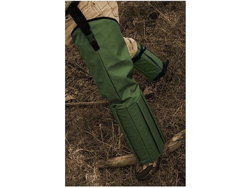 Rattler's Men's ScaleTech Chaps Nylon Regular/Short Olive