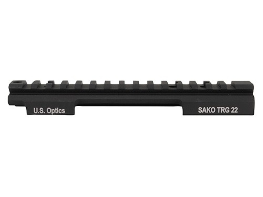 U.S. Optics 1-Piece 20 MOA Picatinny-Style Scope Base Sako 21/22 Matte
