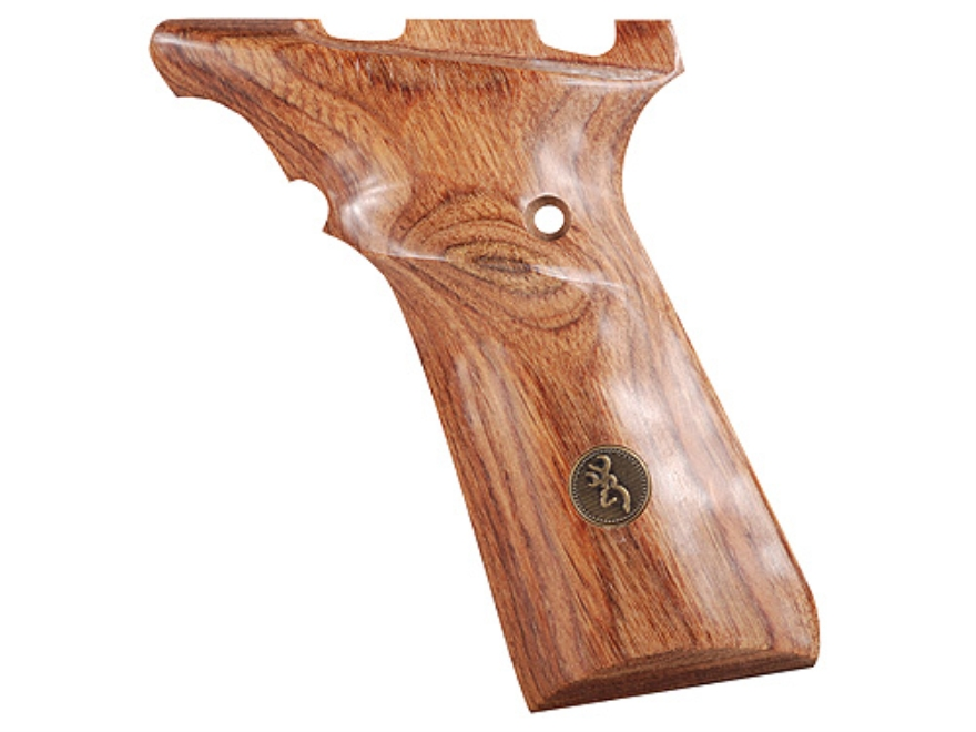 Browning Grip Left Laminated Browning Buck Mark Pistol