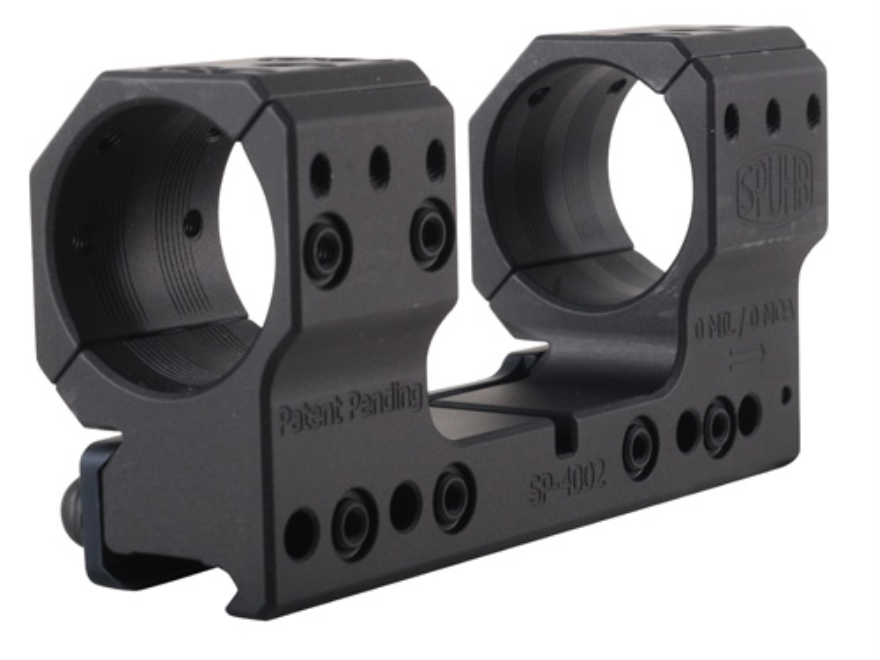 Spuhr ISMS 1-Piece Scope Mount Picatinny-Style Matte