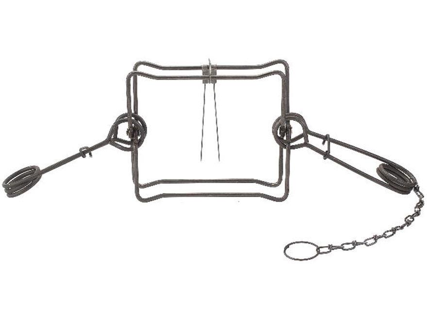 Duke #330 BT Body Trap Steel Silver
