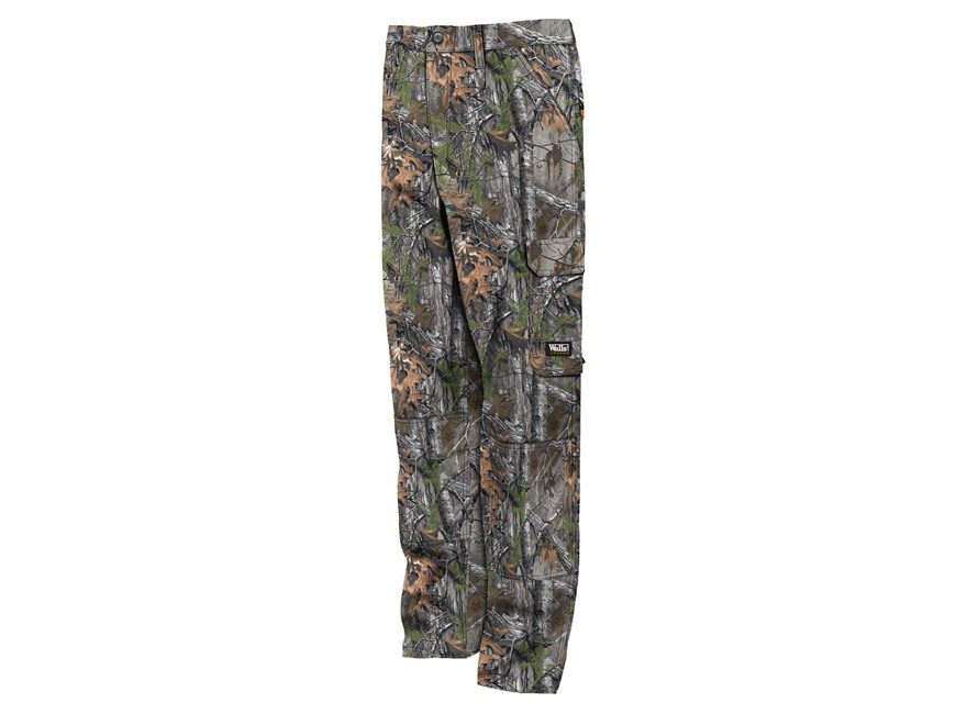 Walls Legend Men's 6-Pocket Cargo Pants Cotton Realtree Xtra Camo Medium 34-36