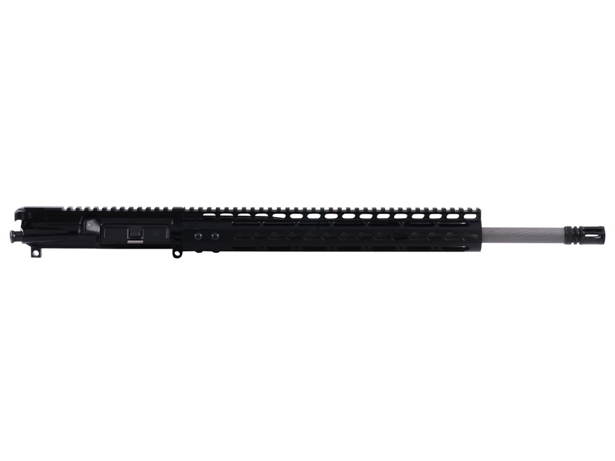 "Noveske AR-15 Rogue Hunter A3 Flat-Top Upper Assembly 6.8mm Remington SPC II 1 in 12"" Twist 18"" Barrel Stainless Steel with NSR-13.5 Free Float Handguard, Flash Hider"