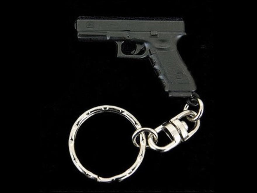 Glock Key Chain Black