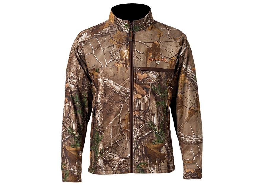 Scent-Lok Men's Scent Control Savanna Vigilante Jacket Polyester