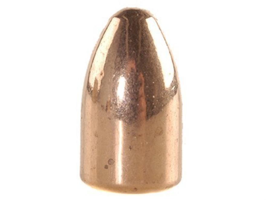 Rainier LeadSafe Bullets 38 Super (356 Diameter) 130 Grain Plated Round Nose Box of 500 (Bulk Packaged)