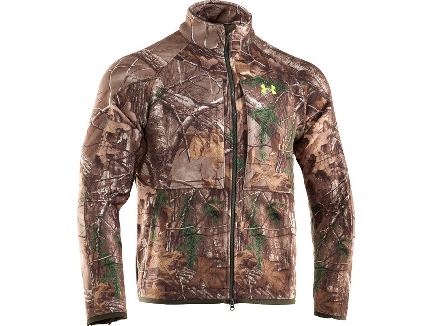 Under Armour Men's The Rut Scent Control Jacket
