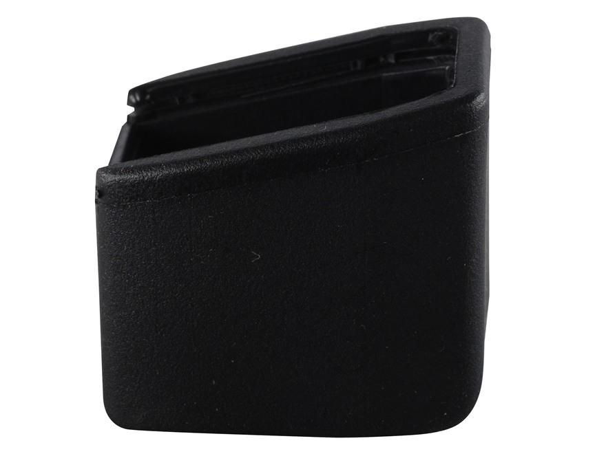 Arredondo Extended Magazine Base Pad S&W M&P 9mm +6, 40 S&W +5 Nylon Black