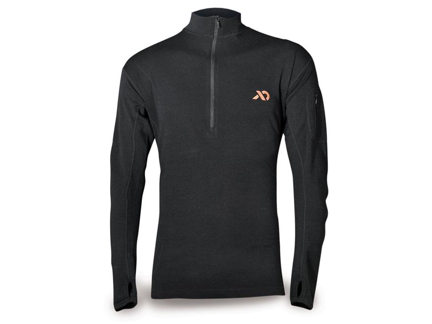 First Lite Men's Chama EXP 1/4 Zip Long Sleeve Base Layer Shirt