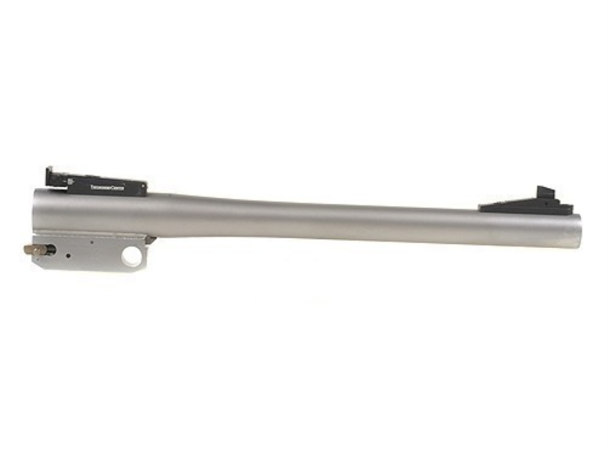 "Thompson Center Barrel Thompson Center Encore 44 Remington Magnum Heavy Contour 1 in 20"" Twist 12"" Adjustable Sights"