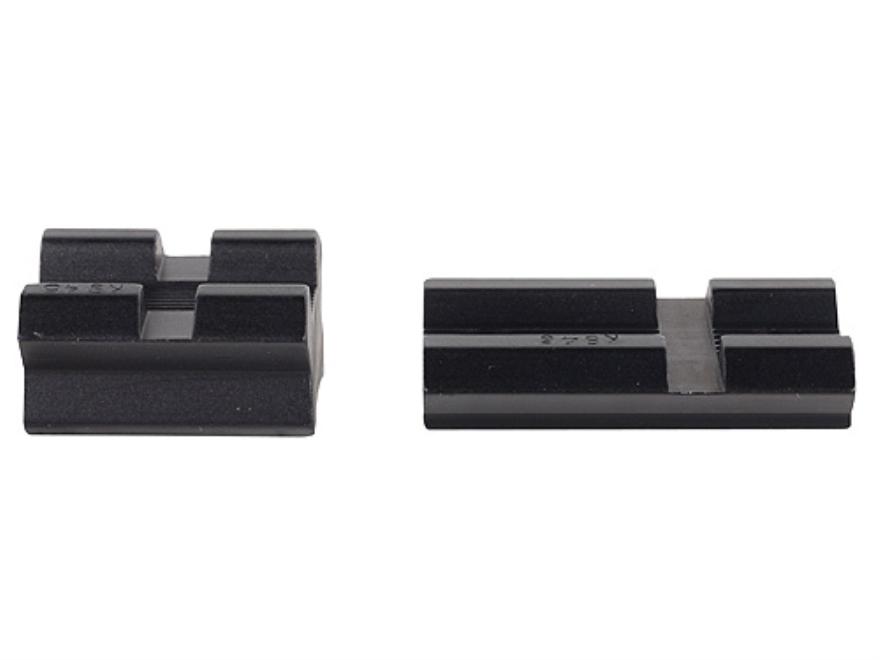 Millett 2-Piece Weaver-Style Scope Base FN Mauser Matte