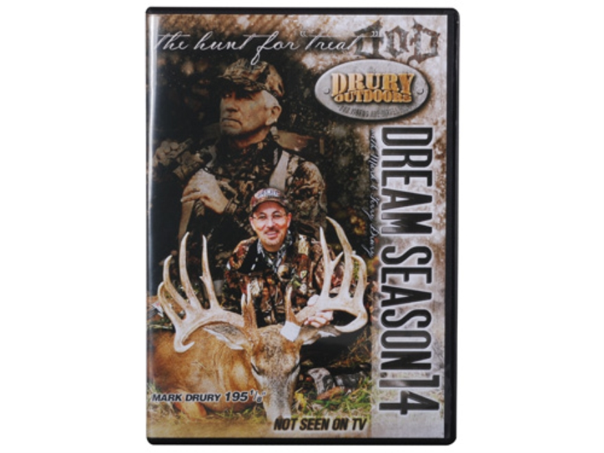 Drury Outdoors Dream Season 14 Video DVD