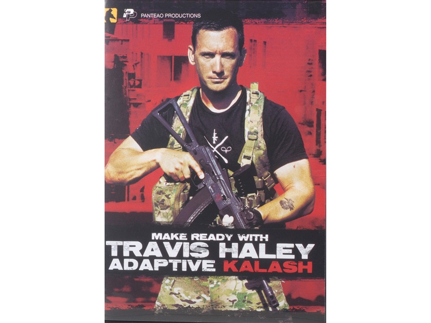 "Panteao ""Make Ready with Travis Haley: Adaptive Kalash"" DVD"