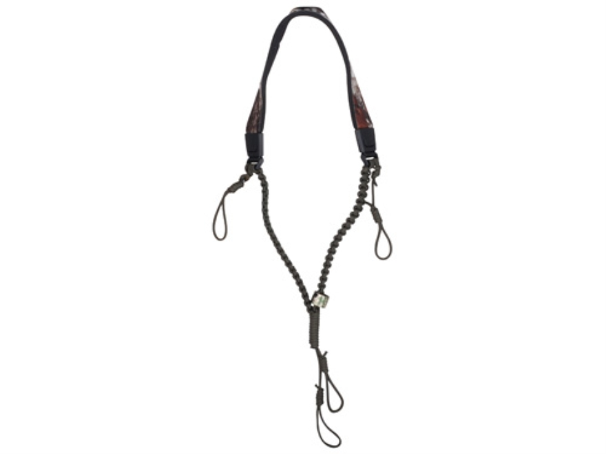 Reese Outdoor Products Extreme Comfort 4 Tier Lanyard Nylon Camo