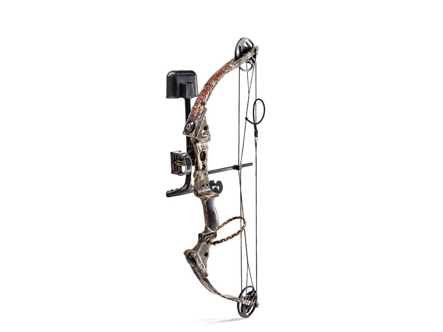 Parker BuckShot Extreme Compound Bow Package