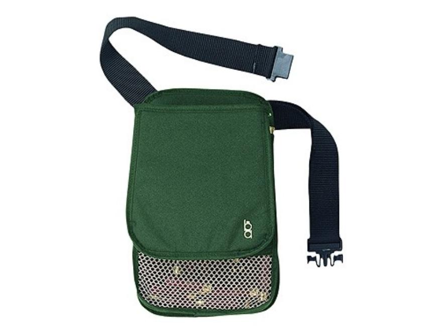 bob allen superior shotgun shell pouch hull bag belt