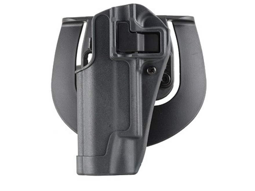 BlackHawk Serpa Sportster Paddle Holster 1911 Government Polymer Gun Metal Gray