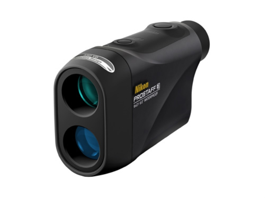 Nikon Prostaff 3 Laser Rangefinder 6x Black