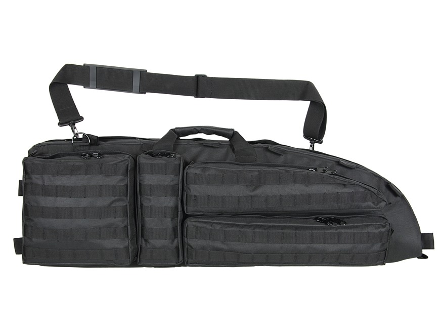 Allen Pro Series Tactical Rifle Case Nylon Black