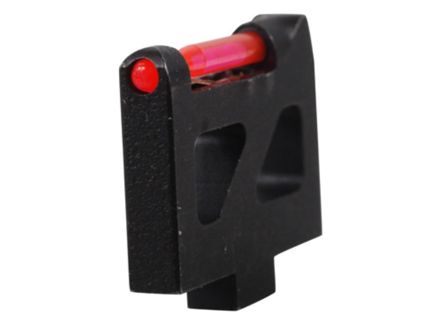 "HIVIZ Front Sight for Ruger Mark II 6-7/8"" Barrel with Adjustable Rear Sight with 6 Interchangeable Lite Pipes"