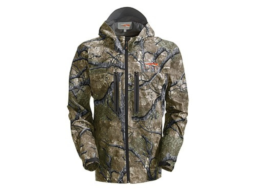 Sitka Gear Men S Nimbus Rain Jacket Long Sleeve Waterproof
