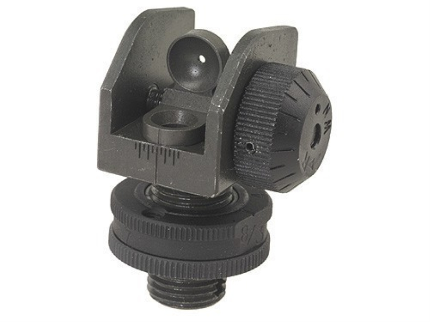 DPMS Rear Sight National Match-Style AR-15 A2 Matte