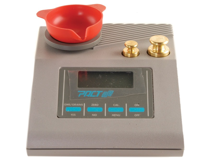 PACT Digital Precision Powder Scale 110 Volt