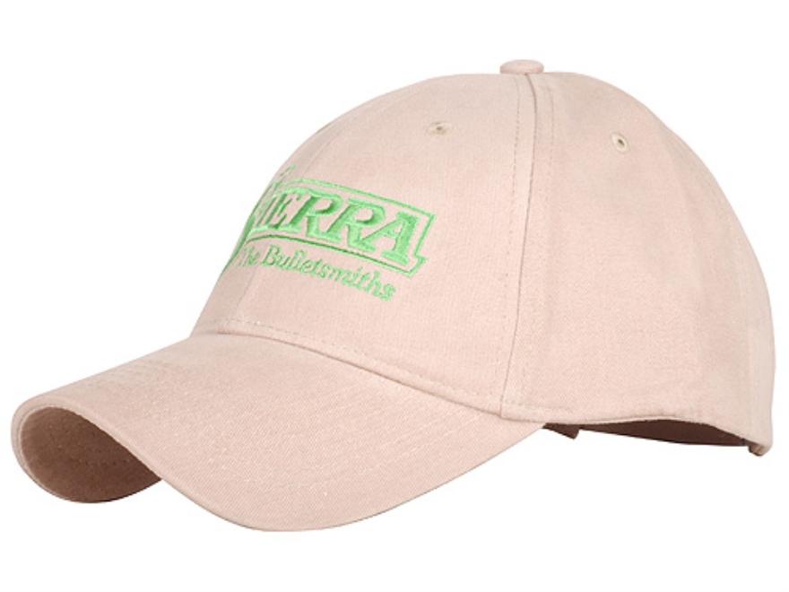 Sierra Brushed Twill Cap Tan