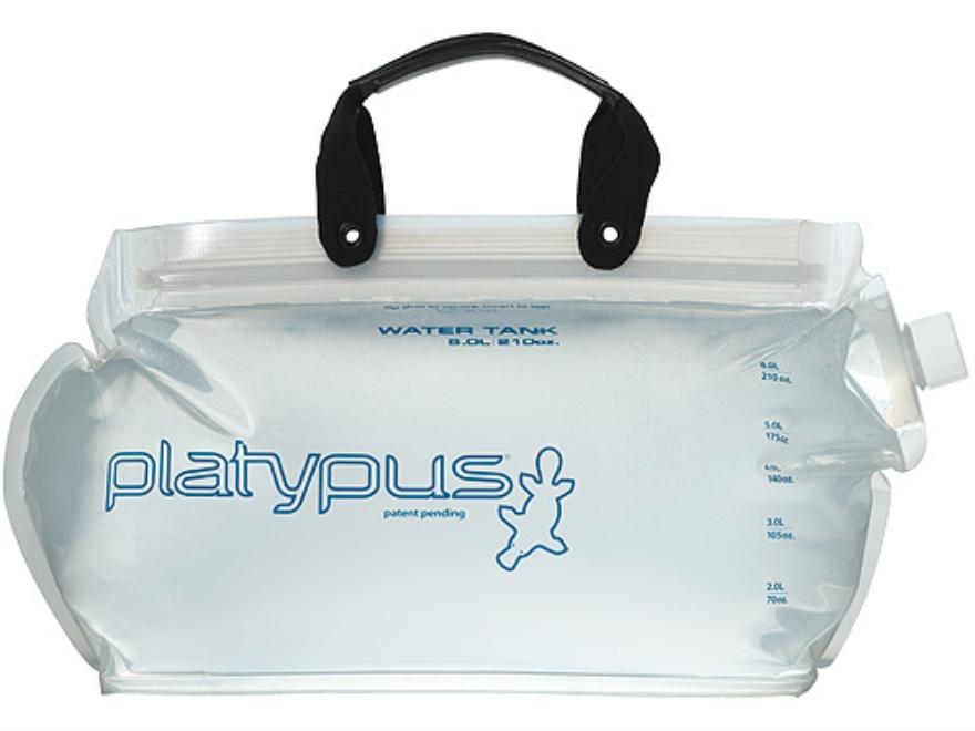 Platypus Platy Water Tank 140 oz Water Storage System Polymer