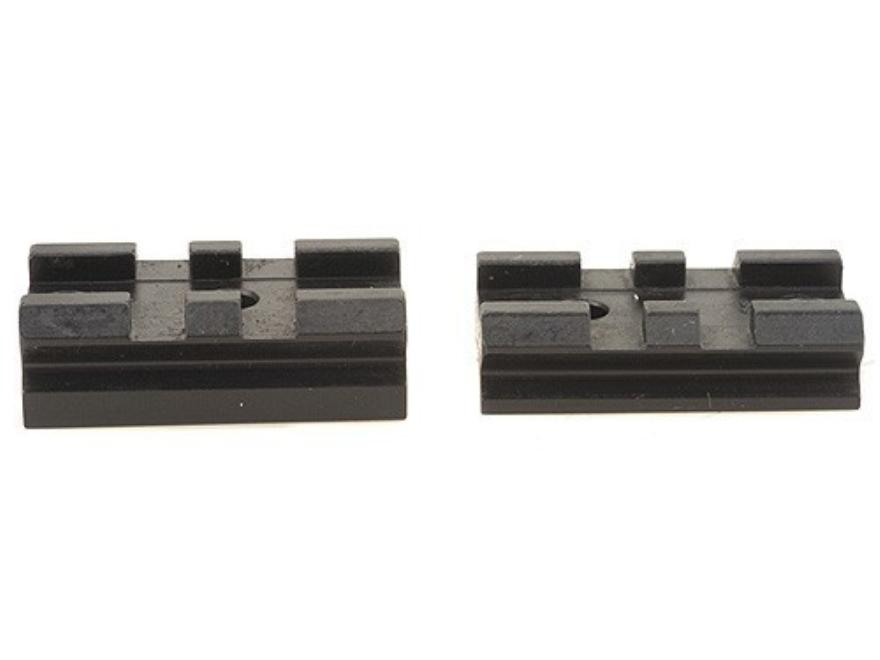 Nightforce 2-Piece 20 MOA Picatinny-Style Scope Base Remington 700 Short Action Matte