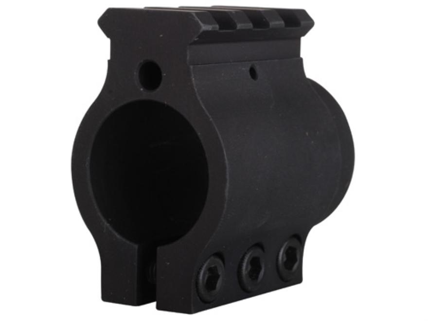 "Sadlak Clamp On Gas Block Single Picatinny Rail Low AR-15, LR-308 .936"" Inside Diameter..."