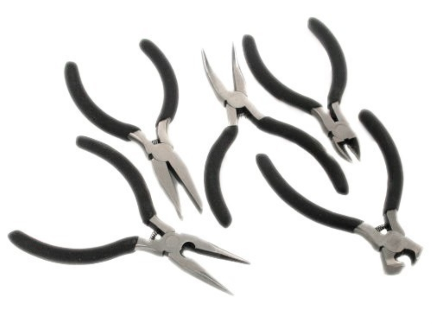 Wisdom 5 Piece Mini Plier Set
