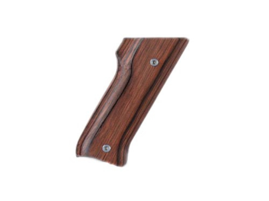 Hogue Fancy Hardwood Grips Ruger Mark II