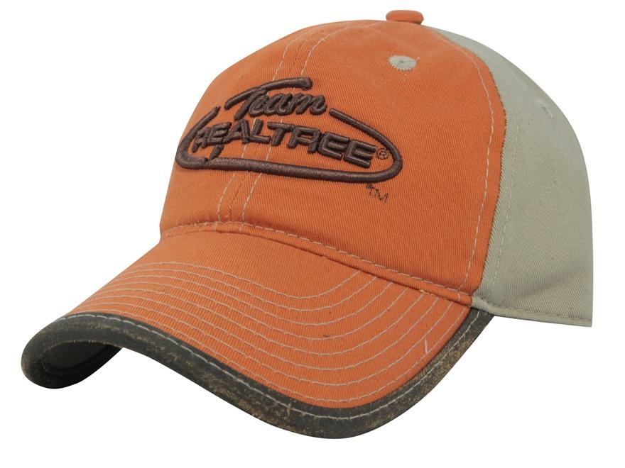 Team Realtree Logo Cap Cotton Orange