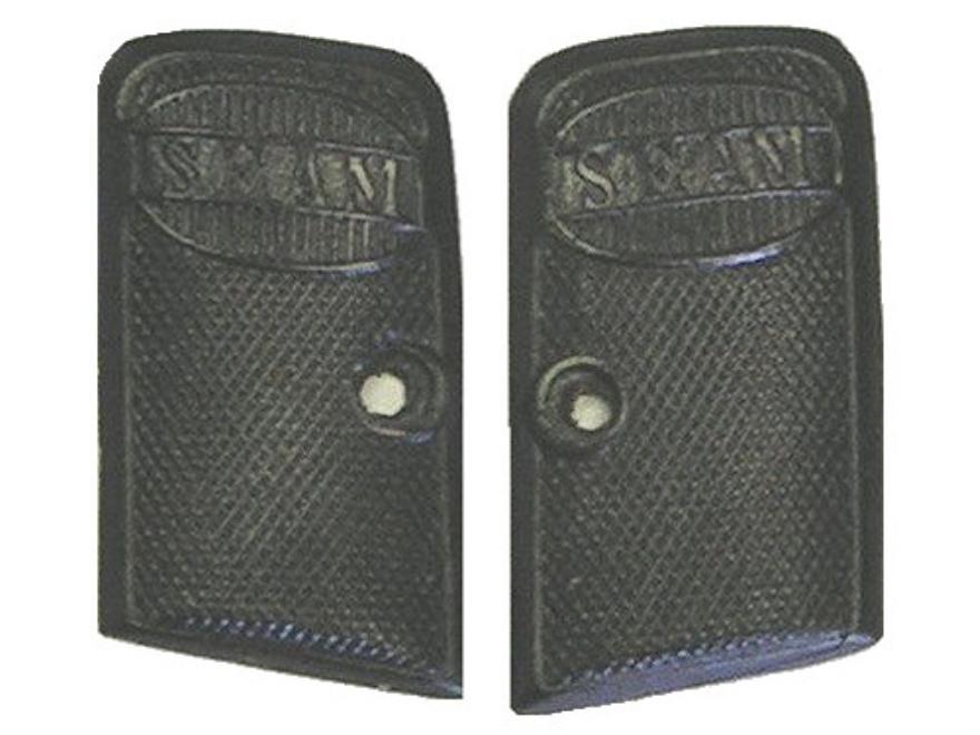 Vintage Gun Grips SEAM 25 ACP Polymer Black