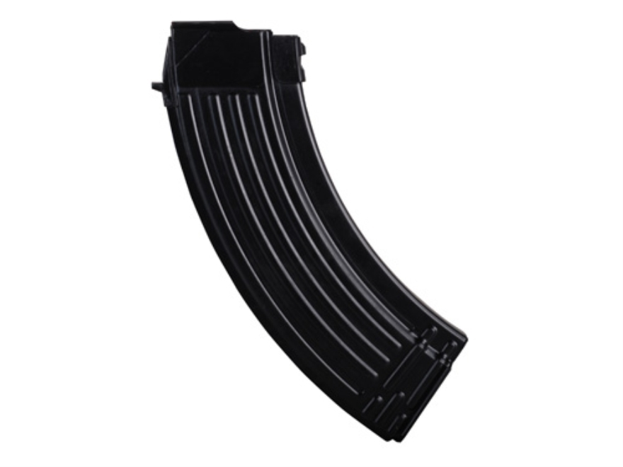 Military Surplus Magazine AK-47 7.62x39mm 30-Round Steel Matte