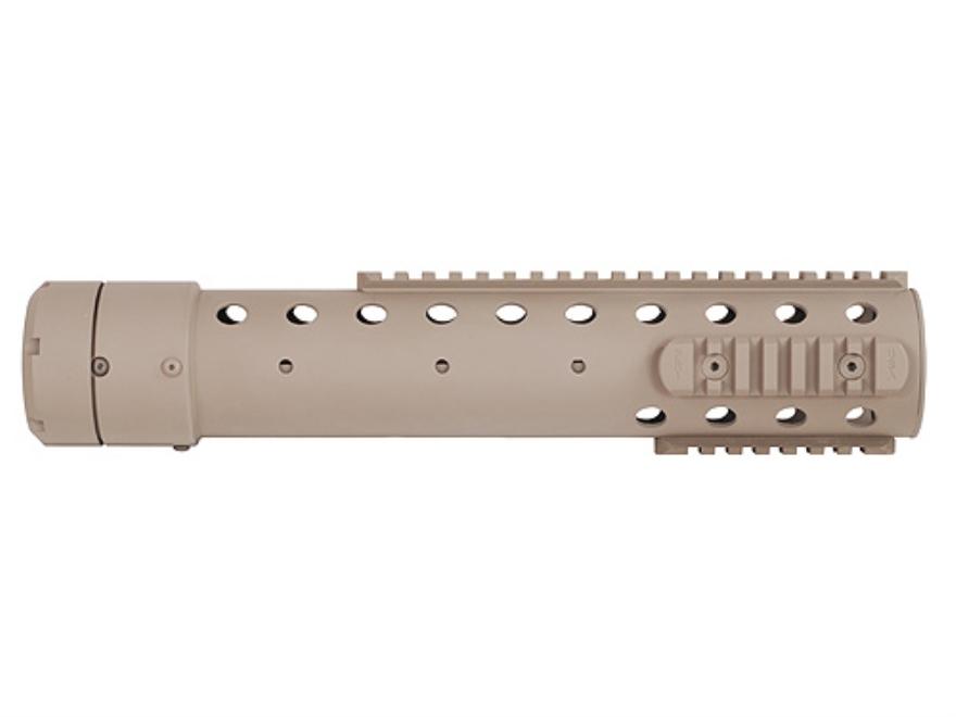 PRI Gen III Free Float Tube Handguard Quad Rail DPMS LR-308 Carbon Fiber