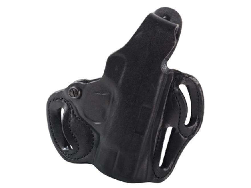 DeSantis Thumb Break Scabbard Belt Holster S&W M&P Shield Leather